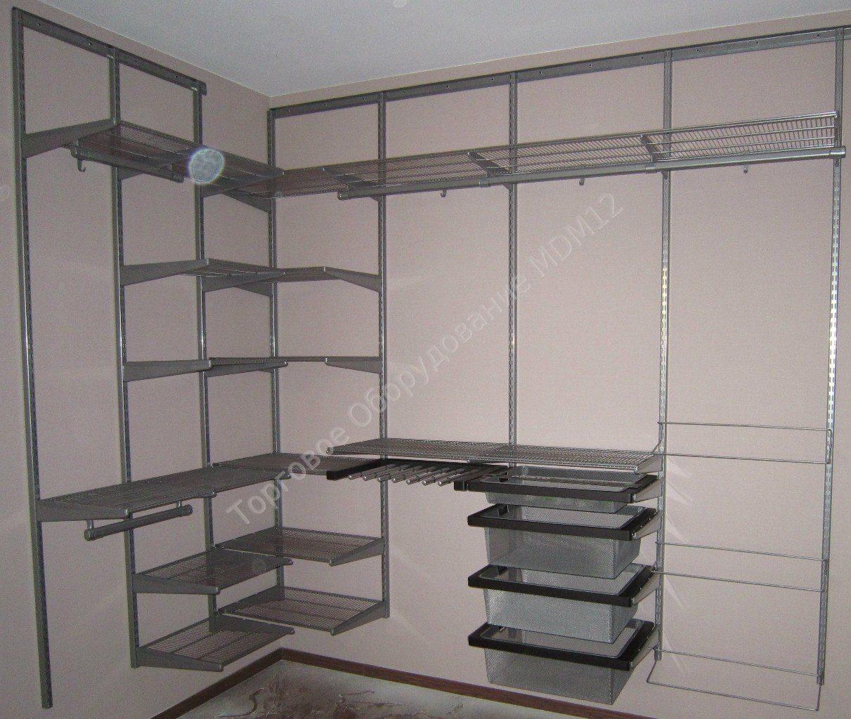 Гардеробные, встроенные шкафы. наши работы - 9 гардеробные с.